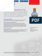 AMSOIL Synthetic VTwin Transmission Fluid MVT