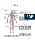 Anatomy and Physiology - Dengue Fever
