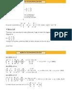 Ejercicio diagonalización