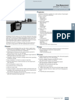 Siemens ultrasonic flow meter.pdf