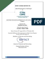 Report of CDAC