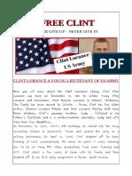 Clint Lorance US Army