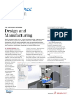 Difference Between Design & Manufacturing
