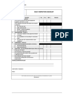 Sample_ Ptw Daily Inspection Checklist Part 2