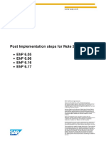 Post Implementation steps for Note 2039647 - 617 - 605.pdf