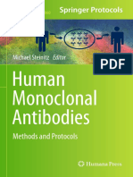 (Methods in Molecular Biology 1060) Herman Waldmann (Auth.), Michael Steinitz (Eds.)-Human Monoclonal Antibodies_ Methods and Protocols-Humana Press (2014)