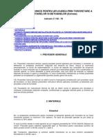C130-78 Normativ de Aplicare Prin Torcretare a Mortarelor Si a Betoanelor