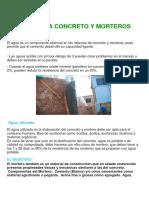 AGUA PARA CONCRETO Y MORTEROS.docx
