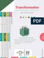 Fix Transformator