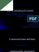 Constructivismo