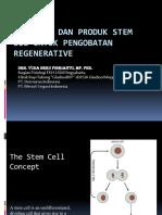 Stem Cell Dan Produknya Di Unnes