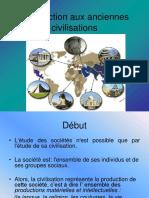 Introduction Aux Anciennes Civilisations- Genevieve