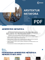Arsitektur Metafora - Kelompok 16