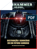 Warhammer 40.000 - Pocket- Dragon - Edition - Taverna Do Elfo & Do Arcanios