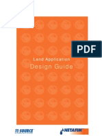 Land Application Design Guide
