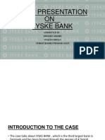 casepresentationonjyskebank-131122104905-phpapp01