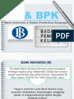 Peran BI Sebagai Bank Sentral RI