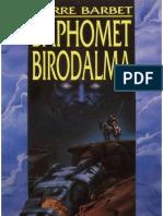 Baphomet Birodalma - Pierre Barbet