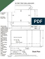 Plans Dustpan Revised 2