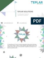 TEPLAR Solutions Company Profile