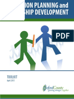 HR Succession Planning Toolkit 20150602