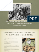 Japanese and Contemporary Cultural Markers in Philippine Art History