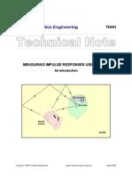 MEASURING IMPULSE RESPONSES USING DIRAC.pdf