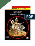 HANNIBAL - Acient Wargame Rules - Italian Language