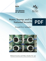 147 Water Trump Israeli National Security Schaefer WEB