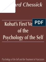 Kohuts First Version of the of the Self