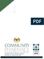 Community Pharmacy Benchmarking Guidelines 2015