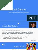 deaf culture presentation-brady-angie-kayla