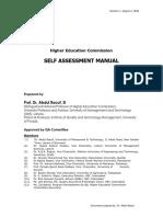 Hec Self Assessment Manual