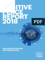 Positive Peace Report 2018