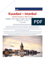 Paste 2019 Autocar - Kusadasi - Istanbul