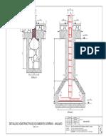 4.-Detalles Constructivos de Cimientos Corrido - Aislado-1