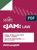 07000 CJAM Law Programme A5 WEB
