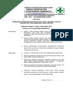 8.7.4 Ep 2a Sk Pemberian Kewenangan Khusus Jk Tdk Tersedia Tenaga Kesehatan Yg Memenuhi Persyaratan