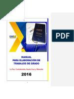 Manual de Elaboracion de Tg Emi Revisado - Cnl. Rollano