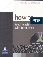 Edoc.site How to Teach English With Technology