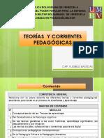 Teorías y Corrientes Pedagógicas