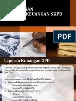 Latihan Penyusunan Laporan Keuangan OPD