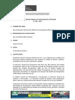 InfTecPrevio 005 S10 Dir. Gral. Caminos y Ferrocarriles Publicación