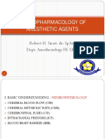 011113 - Neuropharmacology of Anesthetic Agent 2 - Dr. Robert Sirait