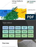 Plastic Molding Defects