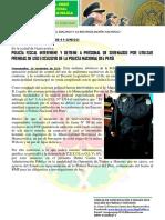 Nota de Prensa 20-11-Unicii