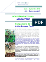 Noticias Newsletter July September 2018 547044509