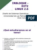 Super Bloque Ext2 Linux 2