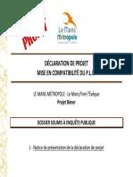 1-Notice de Presentation Declaration de Projet
