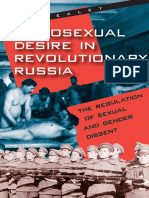 Dan Healey - Homosexual Desire in Revolutionary Russia_ the Regulation of Sexual and Gender Dissent (2001, University of Chicago Press)